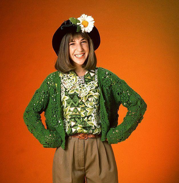 """<p>If any single image could sum up the '90s, it'd be this picture of Mayim Bialik as Blossom in her delightfully insane flower hat, high-waisted pants, and curled-under bob. But all that really matters is remembering how dreamy Blossom's brother (played by Joey Lawrence) was. <em>Le sigh. </em></p><p><a class=""""link rapid-noclick-resp"""" href=""""https://www.amazon.com/Blossom-Blossoms/dp/B07BN7FY6X/ref=sr_1_1?crid=1D7XHD1EWFREN&keywords=blossom&qid=1562092034&s=instant-video&sprefix=blossom%2Cinstant-video%2C133&sr=1-1&tag=syn-yahoo-20&ascsubtag=%5Bartid%7C10063.g.34770662%5Bsrc%7Cyahoo-us"""" rel=""""nofollow noopener"""" target=""""_blank"""" data-ylk=""""slk:Watch Now"""">Watch Now</a><br></p>"""