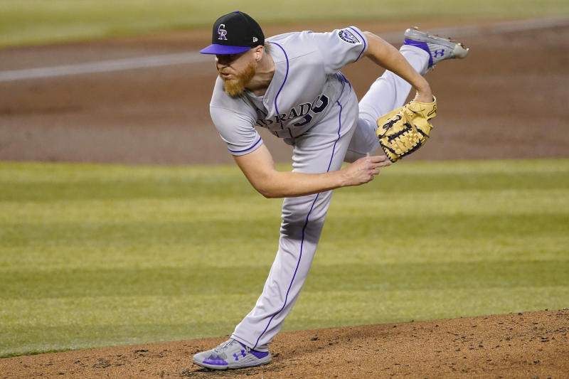 DEP-BEI ROCKIES-DIAMONDBACKS