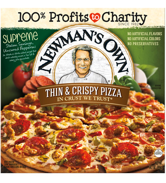 """<p>The veggies and toppings taste super fresh for a frozen pizza <em>and </em><span class=""""redactor-invisible-space"""">the pie has a little spicy somethin'-somethin' for those craving an extra kick. However, t</span>he cheese seems almost non-existent, and a razor thin crust means you're likely to have crumbled pizza in your plate instead of a slice in your hand. </p>"""