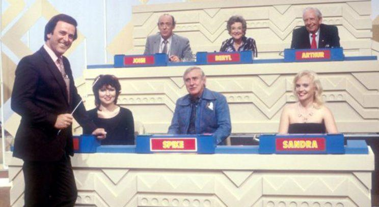 ITV announces all-star line-up for festive Blankety Blank