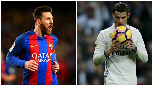 Lionel Messi and Cristiano Ronaldo are at opposite ends of the scoring spectrum ahead of El Clasico - check out our big match stats.