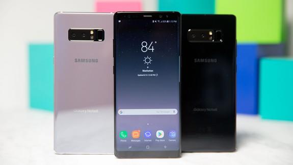 Uh-oh! The <b>Samsung Galaxy Note 8</b> might have its own battery problems