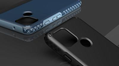 The Incipio Grip case combines best-in-class drop protection with raised multi-directional grips for a tactile, non-slip hold, while remaining slim. Available now for the Google Pixel 5 and Pixel 4a (5G).