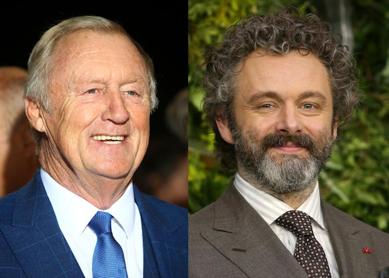 Chris Tarrant is played by Michael Sheen in new ITV drama Quiz (Credit: AP)