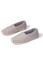 """<p><strong>TOMS</strong></p><p>toms.com</p><p><strong>$59.95</strong></p><p><a href=""""https://go.redirectingat.com?id=74968X1596630&url=https%3A%2F%2Fwww.toms.com%2Fus%2Fwomen%2Fshoes%2Falpargatas%2Fpale-mauve-two-tone-felt-with-faux-fur-womens-classics%2F10015670.html&sref=https%3A%2F%2Fwww.marieclaire.com%2Ffashion%2Fg33849312%2Fgifts-that-give-back%2F"""" rel=""""nofollow noopener"""" target=""""_blank"""" data-ylk=""""slk:SHOP IT"""" class=""""link rapid-noclick-resp"""">SHOP IT</a></p><p>TOMS (short for Tomorrow's Shoes) is the OG of the buy one, give one model. One of its latest shoe releases is this cushioned, breathable slide-on with furry sides. Since 2006, the company has given out almost <a href=""""https://www.toms.com/us/about-toms.html"""" rel=""""nofollow noopener"""" target=""""_blank"""" data-ylk=""""slk:100 million pairs of shoes"""" class=""""link rapid-noclick-resp"""">100 million pairs of shoes</a> to people in need and currently, for every $3 the company makes, they're giving $1 away. </p>"""