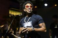 <p>Ludacris performs at The Oasis' opening event on Sunday in Miami.</p>
