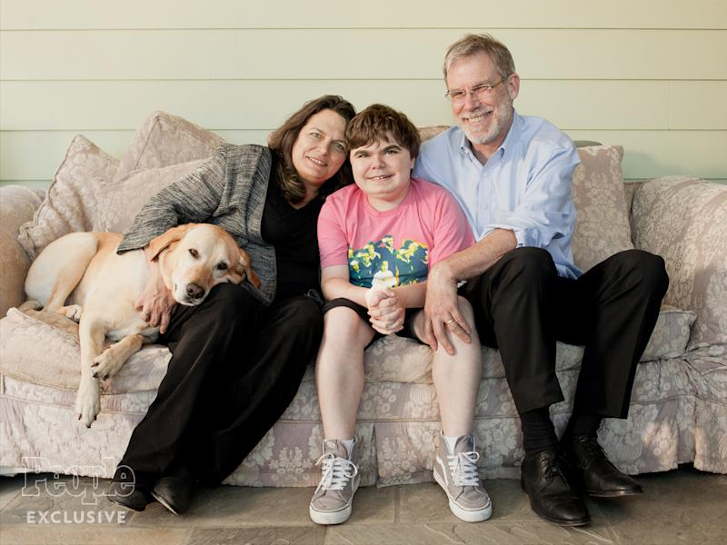 Two Scientists Vow to Find a Cure for Their Son's Rare and Fatal Disease: 'I'm Proud of the Work My Parents Are Doing,' Says Teen| Heroes Among Us, Medical Conditions, Science, Good Deeds, Real People Stories