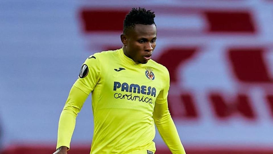 Samuel Chukwueze, Villareal | Quality Sport Images/Getty Images