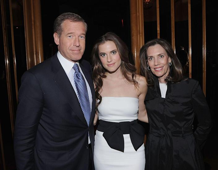 "<p><strong>Famous parent(s)</strong>: news anchor Brian Williams<br><strong>What it was like</strong>: ""It took years, and a lot of diligence on my part [to get out of his shadow]. But I've formed my own thing, and now I get people who are surprised to find out he's my dad,"" Allison has <a href=""http://www.latimes.com/entertainment/movies/la-et-mn-allison-williams-2017-story.html"" rel=""nofollow noopener"" target=""_blank"" data-ylk=""slk:said"" class=""link rapid-noclick-resp"">said</a>. ""I dreamed that would happen, and it has: I'm no longer introduced to people as Brian Williams' daughter.""</p>"