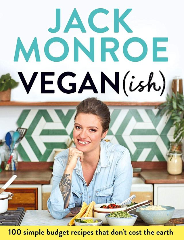 """<p>Simple, affordable, vegan dishes that'll help you put more plant power into your cooking.<br></p><p><a class=""""link rapid-noclick-resp"""" href=""""https://www.amazon.co.uk/Vegan-ish-simple-budget-recipes/dp/1529005086/ref=zg_bsnr_66_24?_encoding=UTF8&psc=1&refRID=FKNJHB07QFJJ7CRSG6CD&tag=hearstuk-yahoo-21&ascsubtag=%5Bartid%7C2159.g.28871146%5Bsrc%7Cyahoo-uk"""" rel=""""nofollow noopener"""" target=""""_blank"""" data-ylk=""""slk:PRE-ORDER NOW"""">PRE-ORDER NOW</a><strong> Amazon</strong></p>"""