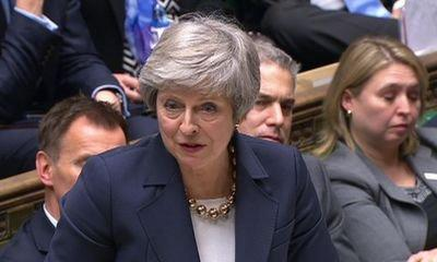 Theresa May defeated three times as Commons takes grip of Brexit