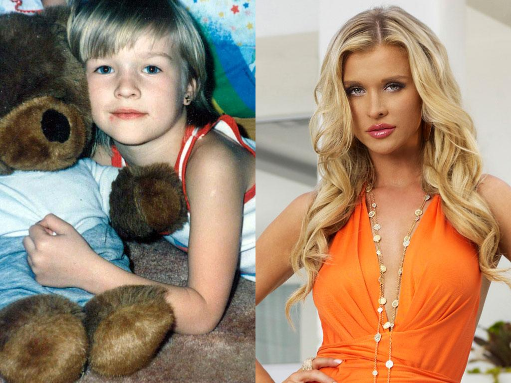 "<b>Joanna Krupa (Miami) </b><br><br>From tomboy to top model! Newest Miami housewife Joanna Krupa may have looked more like a little boy as a young girl, but as we can all see now, she blossomed into a stunning cover girl who has posed for dozens of magazines, including <em>Playboy</em> and <em>Maxim</em>.<br><br><a target=""_blank"" href=""http://www.bravotv.com/the-real-housewives-of-miami/season-2/photos/photo-diaries/before-they-were-housewives-joanna"">More Photos of Joanna</a>"