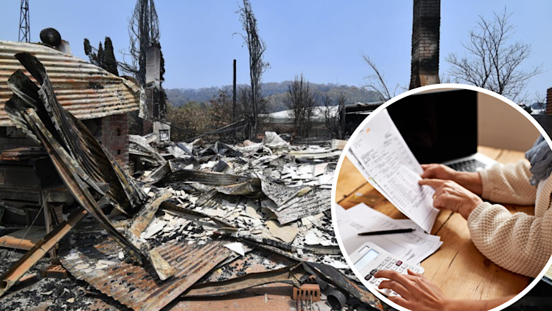 H&R Block is making tax consultations free for bushfire-affected Australians. (Source: Getty)