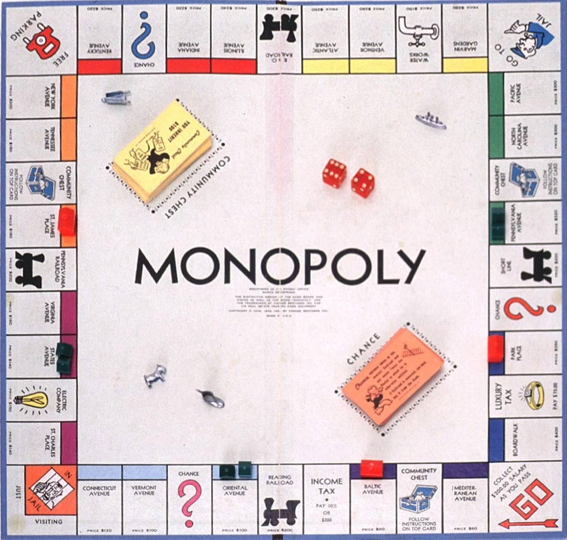 monopoly on facebook