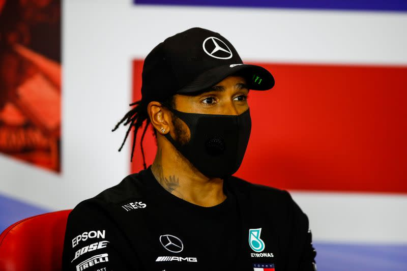 Hamilton says engine mode change not a problem for Mercedes