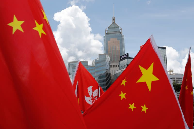 EU preparing measures against China over Hong Kong