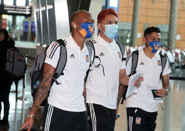 Tigres UANL players arriving in Doha on Saturday ahead of their Club World Cup opener against Ulsan Hyundai on Thursday