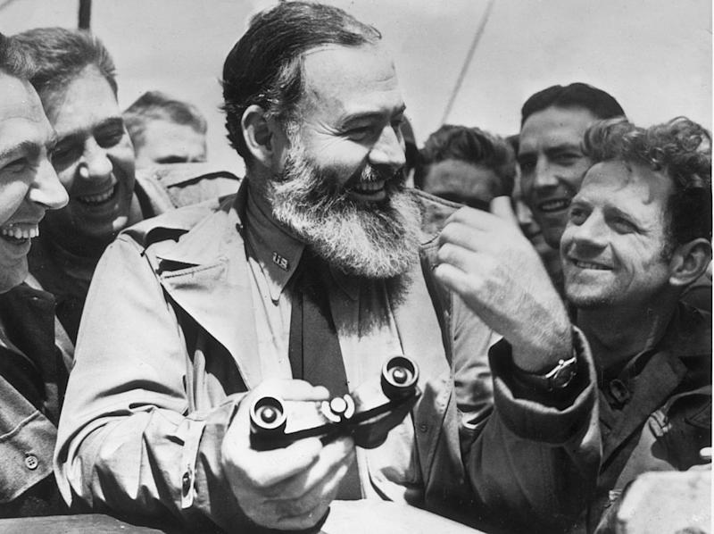 """Classified KGB document reportedly revealed Hemingway was given the codename """"Argo"""" and was recruited by Jacob Golos, a top official in New York: Getty Images"""