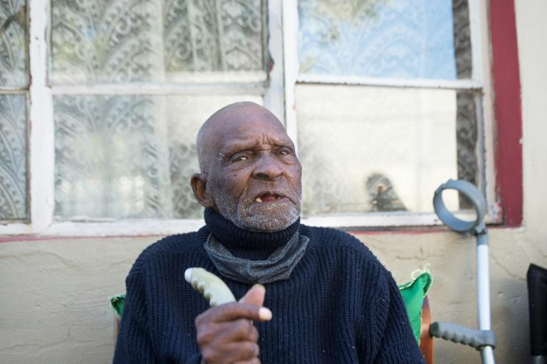 'Unofficial' world's oldest man dies in South Africa