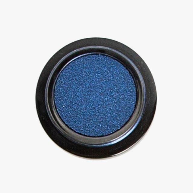 Designed by Ezra Petronio, the slimline eye-shadow compacts are reusable, and the goal is for each pot of lid lustre to be made from 100% recyclable black glass.