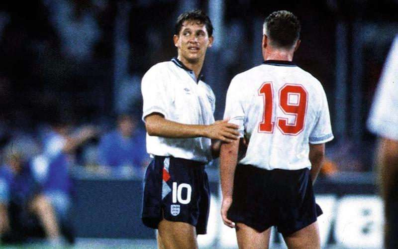 gary lineker - Colorsport / Andrew Cowie