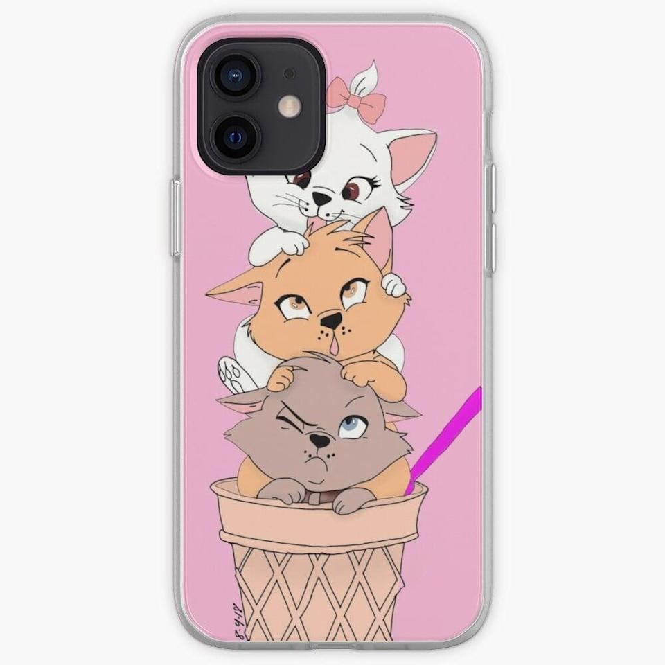<p><span>The Aristocats Case</span> ($21) is so adorable it's a great gift for your siblings too!</p>