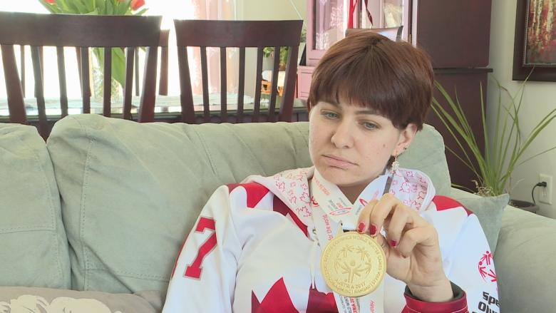 Memramcook speed skater brings home gold from Special Olympics world games