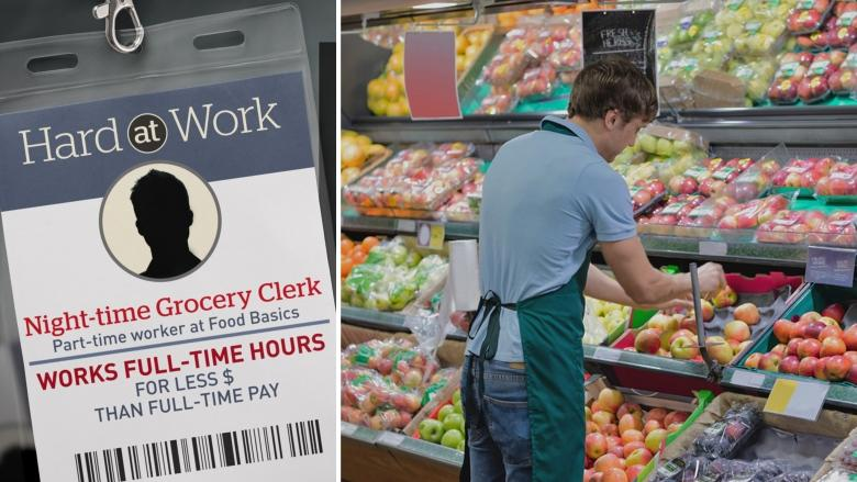 Hard at Work: 'Part-time staff being taken advantage of' at Food Basics, claims worker