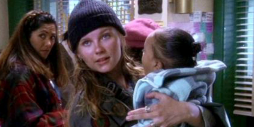 <p>Kirsten Dunst had already risen to fame as a child star in <em>Little Women </em>and <em>Interview with a Vampire</em>, but in season 5 the actress appeared on the show for multiple episodes as a homeless teenager who befriends Dr. Ross (George Clooney).</p>