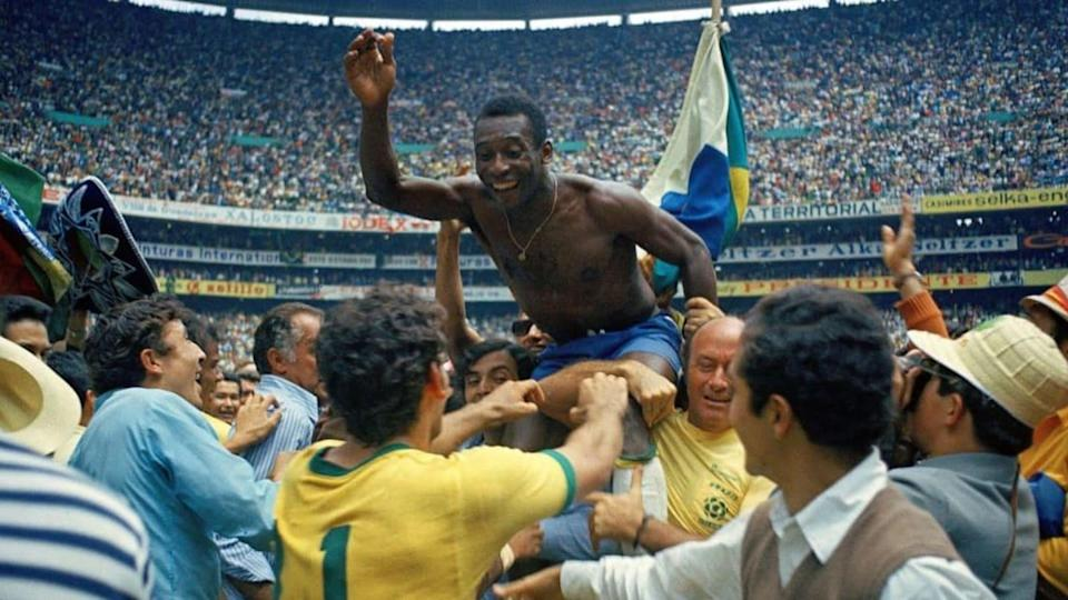 Pelé nel 1970 | Alessandro Sabattini/Getty Images