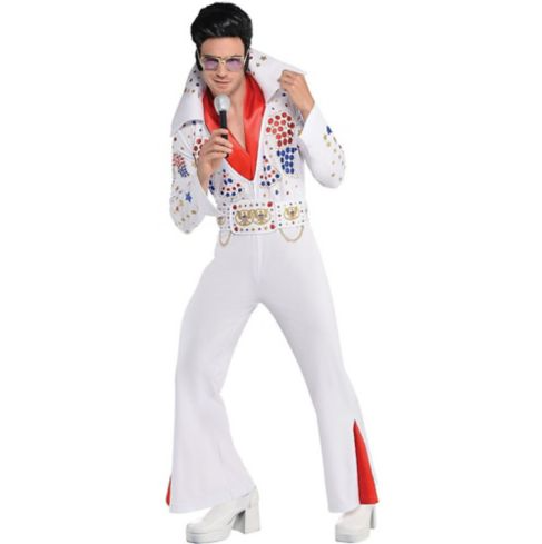 Adult King of Rock 'n' Roll Costume. Photo via Party City.