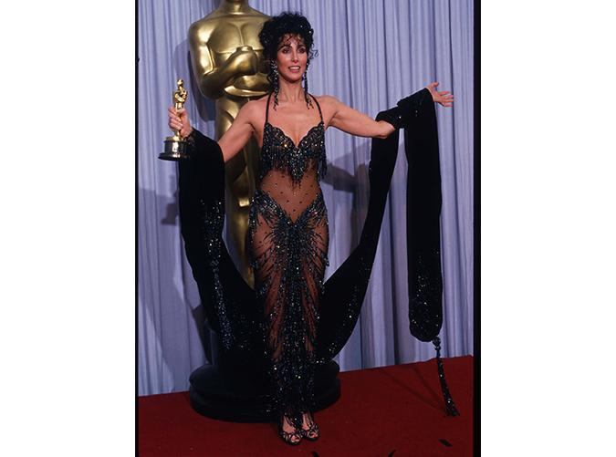 <p>When you've got the Oscars at six but gotta get to your show on the Las Vegas strip by nine.</p>