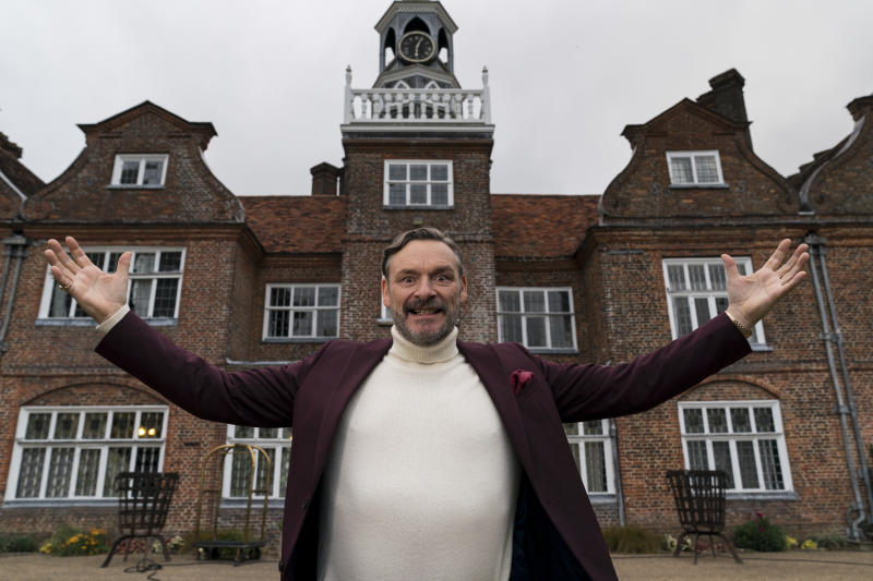 Julian Barratt will play Dr. Peter Toynbee in <i>Truth Seekers</i>. (Amazon Studios)