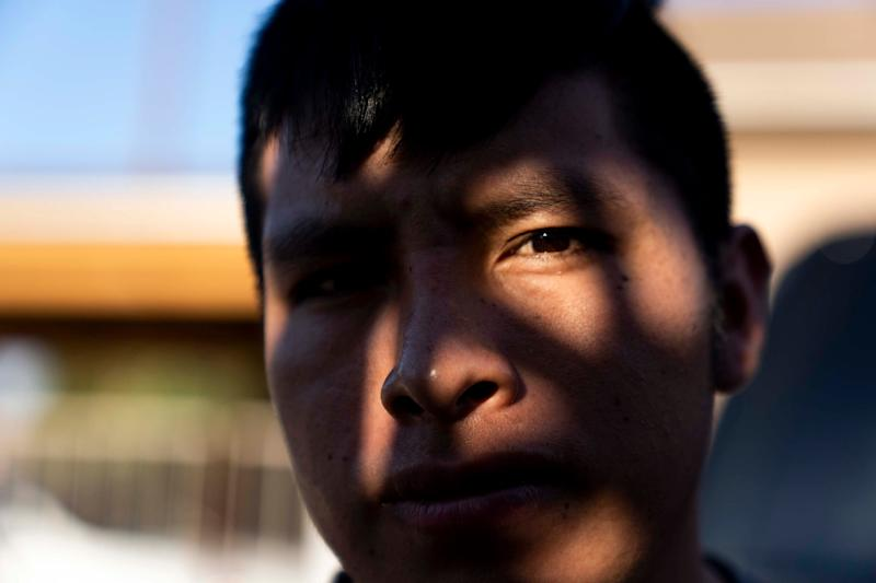 PHOENIX –Pedro Chilel Ramirez, 22, left Ixchiguan when he was 17 from a small town in the western highlands of Guatemala.