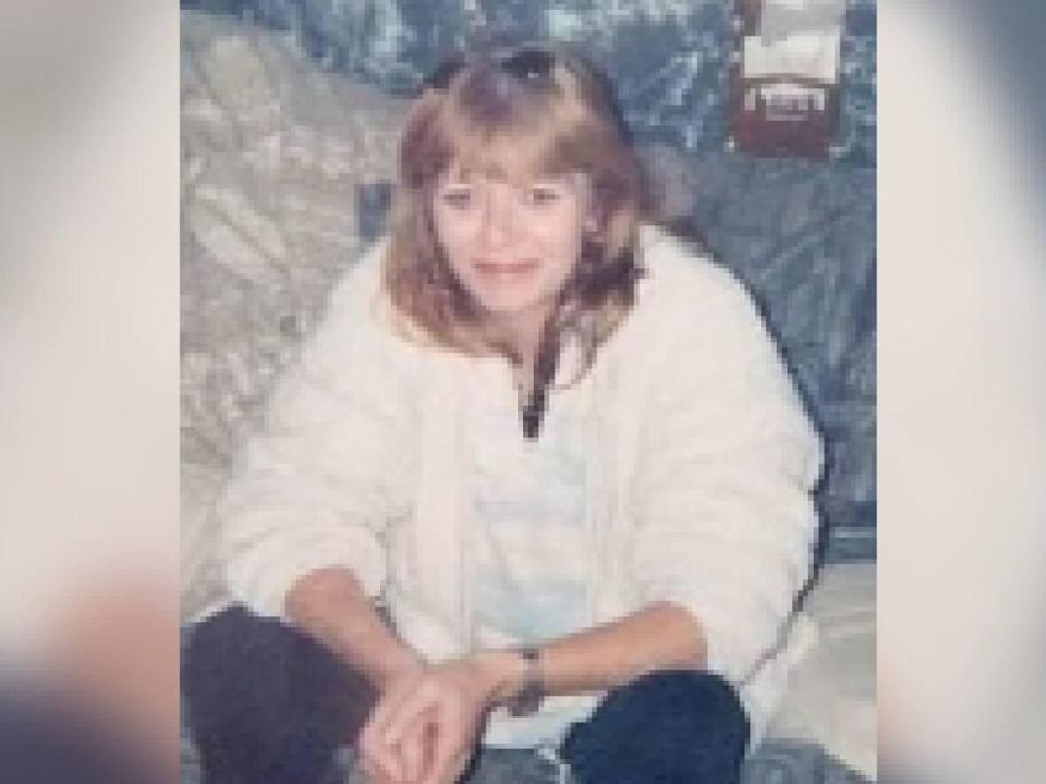 New Brunswick RCMP are asking the public for help solving the seven-year-old homicide of Lillian Morrell, 49, who was found dead in her Moncton home on Oct. 10, 2014. (Submitted by RCMP - image credit)