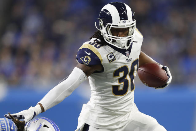 Todd Gurley will test a Bears defense that struggled to stop the run