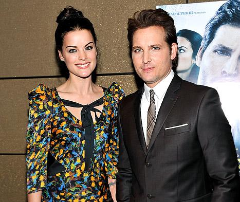 Peter Facinelli Debuts New Girlfriend Jaimie Alexander at Breaking Dawn Part 2 Bash in NYC