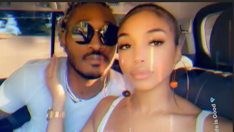 Petty Or Nah? Diddy Reacts To Lori Harvey & Future Going Public!