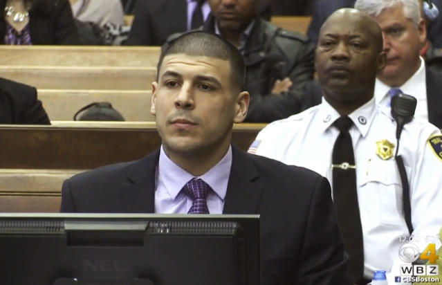 <p>Cause of death: Hernandez committed suicide in his prison cell by hanging himself with a bed sheet. </p>