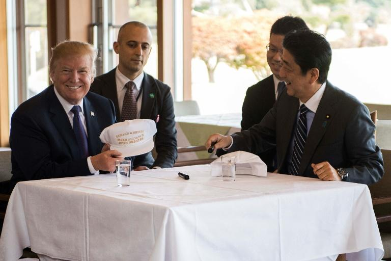 Making Japan-US ties great again