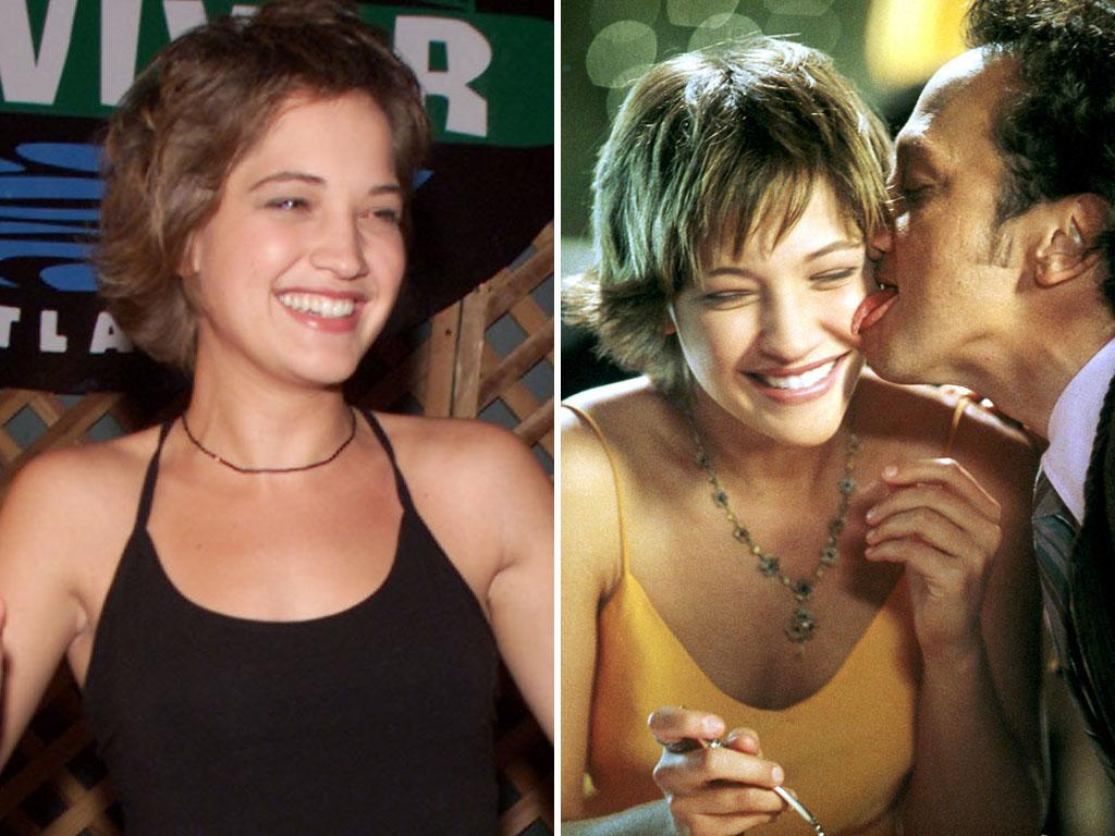"""Before she starred as Rob Schneider's love interest in """"The Animal,"""" <b>Colleen Haskell</b> was a castaway on the debut season of """"Survivor."""""""