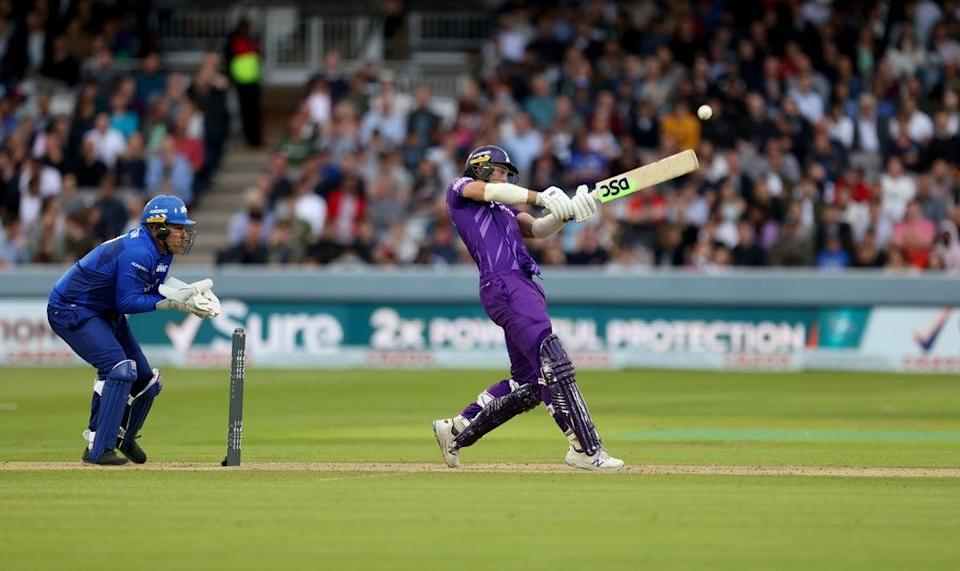 Harry Brook starred with the bat for Northern Superchargers in the inaugural Hundred (Steven Paston/PA) (PA Wire)