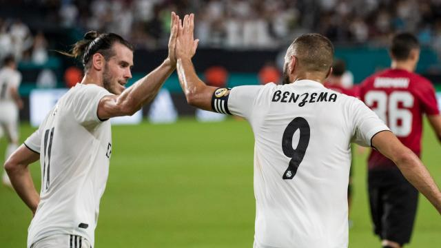 The Blancos full-back, along with Karim Benzema, concedes that those at the Santiago Bernabeu are still coming to terms with the loss of a star man