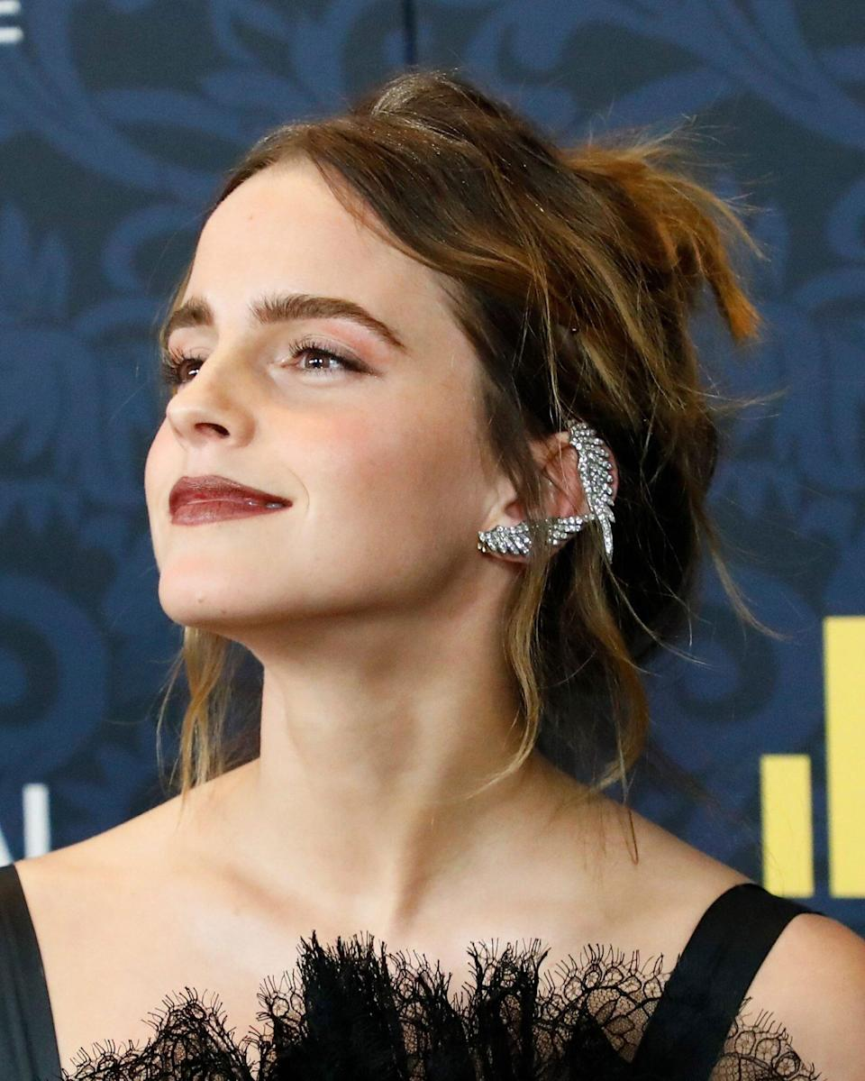 Two Drops of This Emma Watson-Approved Find Blurs Out Fine Lines