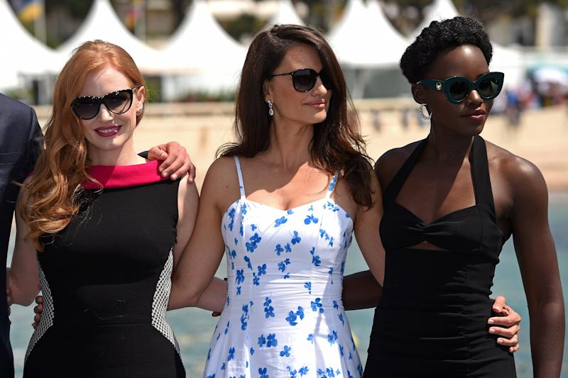 Jessica Chastain and Lupita Nyong'o's ensemble spy thriller 355 sets release date
