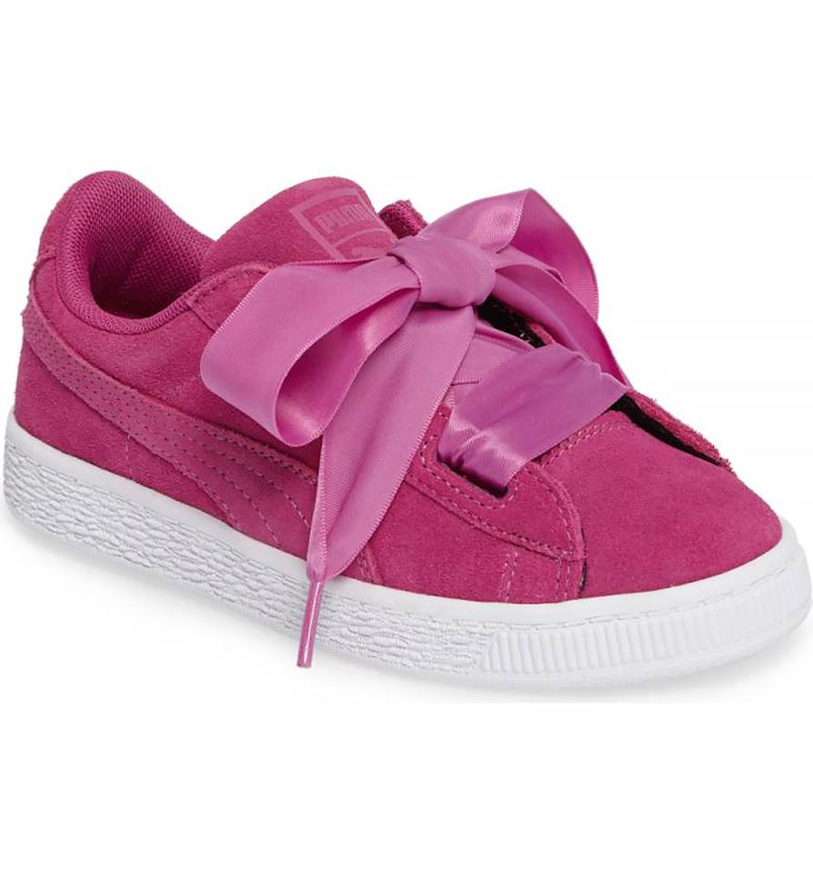 "<p><strong>Shop It!</strong> Puma Hearts Sneaker ($40), <a rel=""nofollow"">nordstrom.com</a></p>"