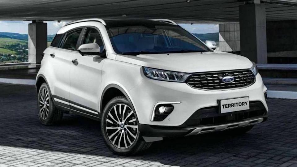 Ford Territory could be launched in India this year: Report