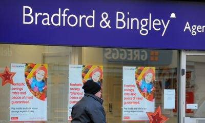 Bidders line up for £6bn Bradford & Bingley mortgage loan sale