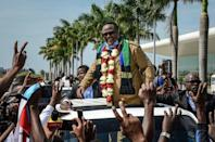 Tundu Lissu returned to Tanzania to run for president after being shot 16 times in an assassination attempt