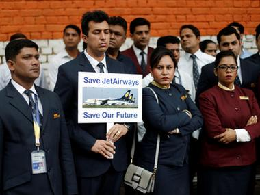 Jet Airways pilots' union asks Supreme Court to direct State Bank of India to release interim funds